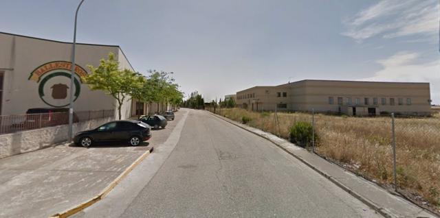 Calle Zurreros de Noblejas | Google Maps