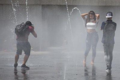 Cuatro provincias de CLM en aviso este lunes por calor y temperaturas que alcanzarán 40ºC
