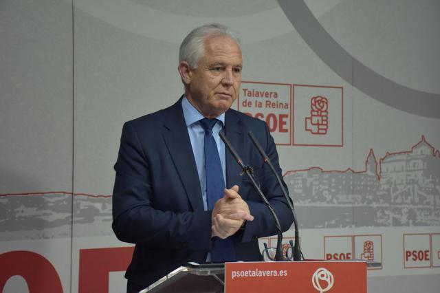 """Camacho: """"La moción del PP no responde al Pacto por el Ferrocarril"""""""