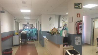 CORONAVIRUS | 137 ingresados en el Hospital de Talavera