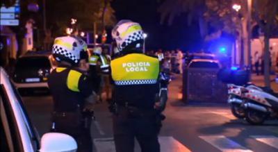 Cinco terroristas muertos y seis civiles heridos en el ataque de Cambrils