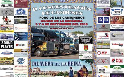 II Concentración de Camiones de Foro Camioneros