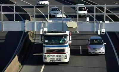 La DGT desmiente el bulo sobre la existencia de los camiones-radar