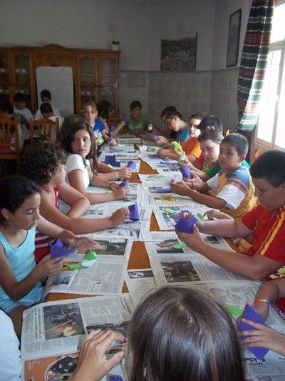 TALAVERA | La cerámica centrará los campamentos urbanos de la ciudad, cuyo plazo de inscripción se extiende hasta el 7 de mayo