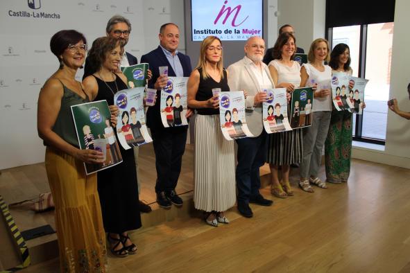 'Sin un sí, ¡es no!', la campaña de CLM para prevenir las agresiones sexuales