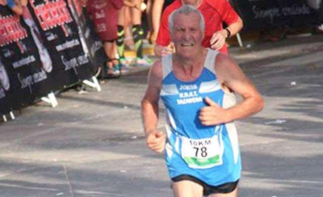 Antonio Mohedano se proclama Campeón de España de Media Maratón