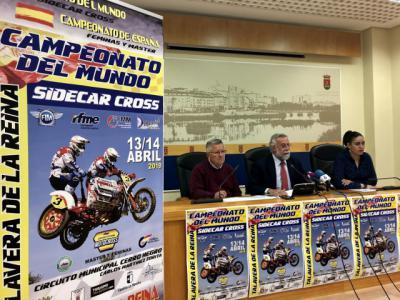 Veintisiete equipos de 14 nacionalidades participarán en el Campeonato del Mundo de Sidecarcross