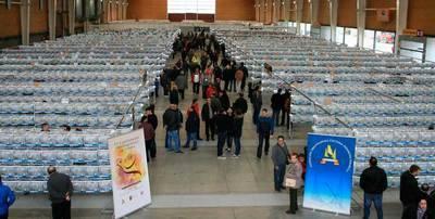 Terminado el 51º Campeonato Ornitológico de España en Talavera