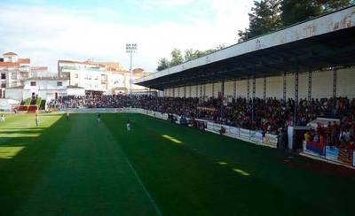 El CF Talavera cierra la primera vuelta con el Villarrobledo
