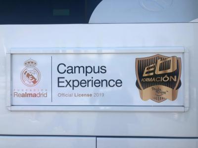 Recta final del Campus Experience Fundación Real Madrid-Ébora Formación (fotos)
