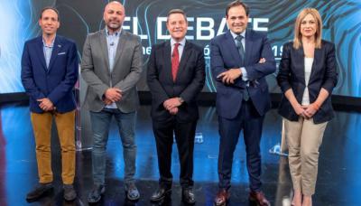 Publicadas las declaraciones de bienes de los candidatos a la Presidencia de CLM, salvo García Molina