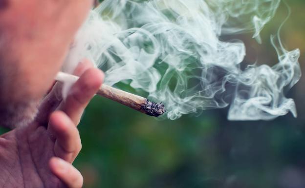 Más País propone permitir fumar cannabis en la calle