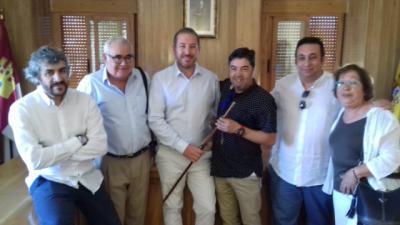 Pedro Casado, investido alcalde de Cardiel de los Montes