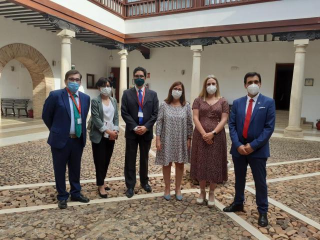 Primer encuentro presencial de cardiólogos en pandemia