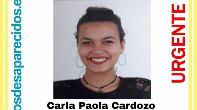 Encuentran en buen estado a Carla Paola, la menor desaparecida en Lominchar