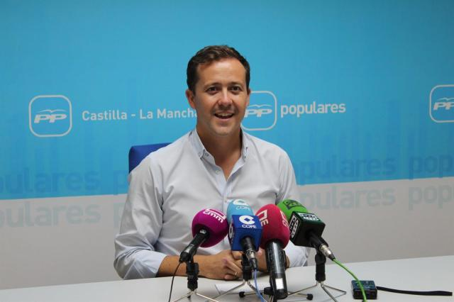 Carlos Velázquez despejará 'en los próximos días' si repetirá o no como candidato del PP a la Alcaldía de Seseña