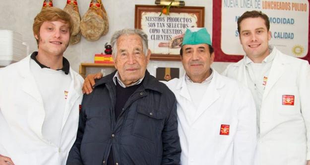 PROVINCIA | Fallece Julio Pulido, fundador de Cárnicas Pulido