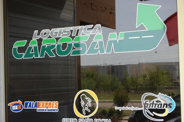 La empresa logística 'Carosan' sigue creciendo y busca 20 nuevos transportistas
