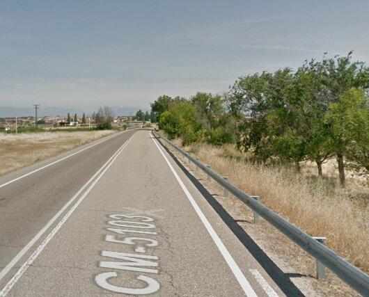 Carretera CM-5103 ÷Google Maps