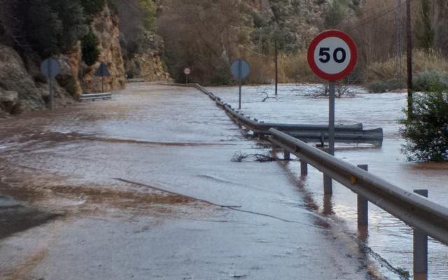 Desactivado el METEOCAM en toda CLM tras finalizar la alerta por fuertes vientos y lluvias