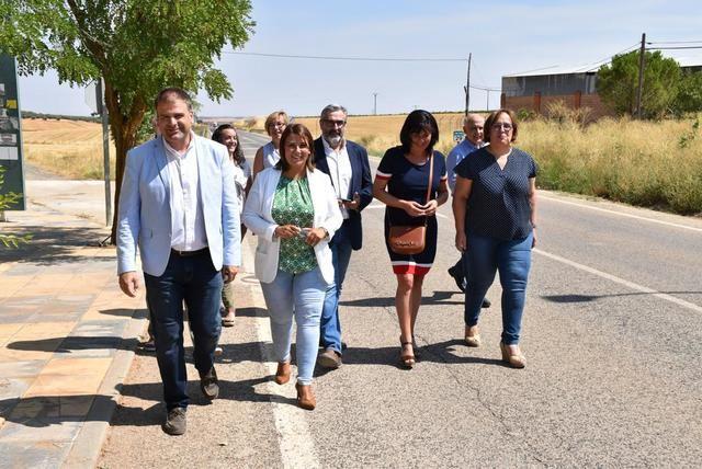 CLM ha invertido un 44% más en conservación y mantenimiento de carreteras que en toda la anterior legislatura
