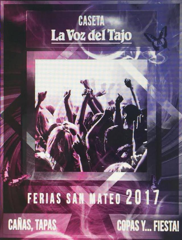 La caseta de La Voz del Tajo vuelve más innovadora que nunca a la Feria de San Mateo