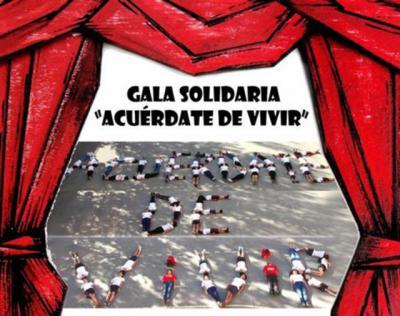 El Teatro Palenque de Talavera acoge la gala benéfica contra el ELA 'Acuérdate de vivir'