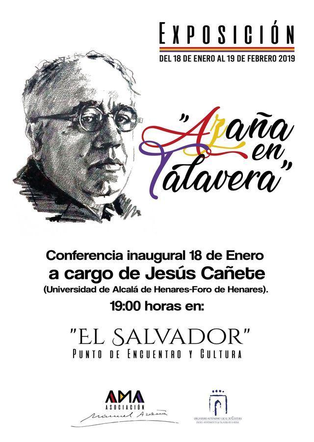 """La exposición """"Azaña en Talavera"""" contará con documentos de la Guerra Civil"""