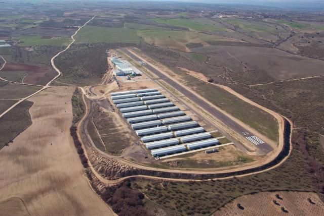CLM confía en que el aeropuerto de Casarrubios vea la luz