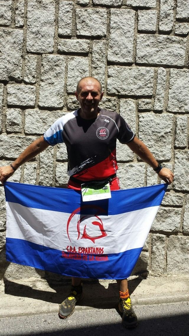 C.D.A. Espartanos compite en el Circuito de Carreras Ávila