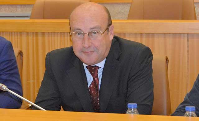 Castillo responde al PSOE sobre 'recurrir la plaza de director de IPETA'
