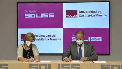 La UCLM y la Fundación Soliss crean la Cátedra del Tajo