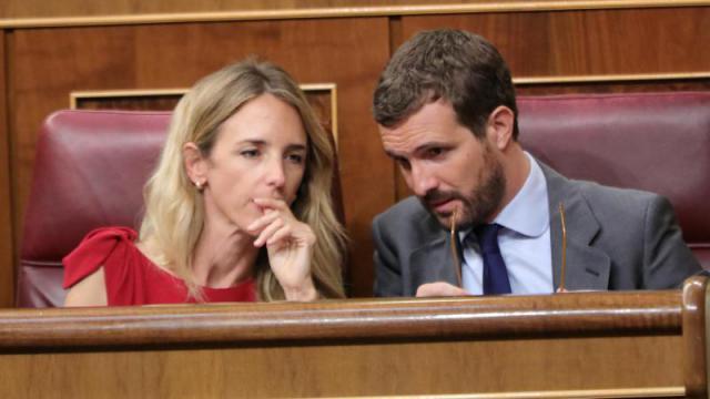 ESPAÑA | Casado (PP) destituye a Cayetana Álvarez de Toledo