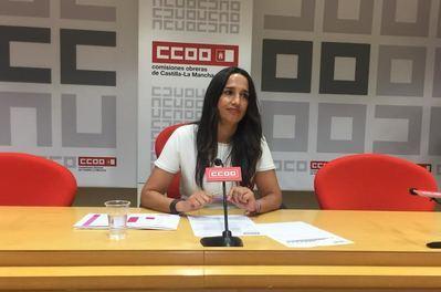 CCOO CLM reclama participación legislativa para combatir la desigualdad