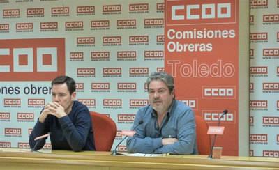CCOO y UGT animan a movilizarse los días 15 y 18 de diciembre para defender derechos y las pensiones
