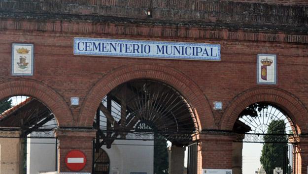 520 nuevos nichos para el cementerio de Talavera