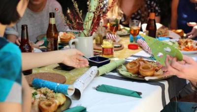 Los restaurantes facturarán una media de 9.479 euros euros bpor comidas y cenas de empresas por Navidad