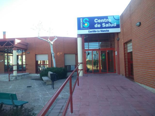 Centro de Salud de Escalona / Sescam