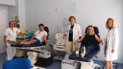 La oleada de solidaridad de donantes de sangre en CLM permite garantizar la actividad asistencial y quirúrgica