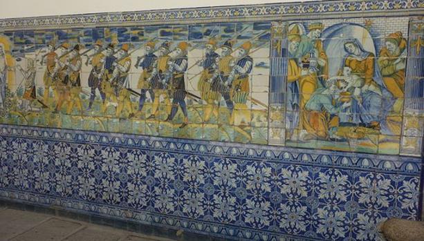 El voto de calidad de Ramos 'tumba' la moción socialista para la reparación urgente de la azulejería del Prado