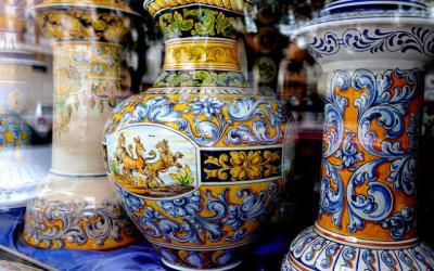 El stand de CLM en FITUR contará con una fuente de cerámica de Talavera