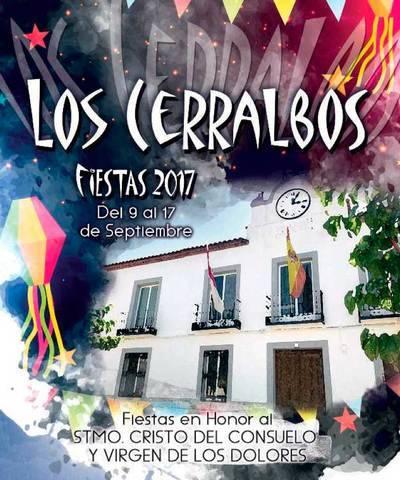 Deporte, música, actividades infantiles y un 'pregonero de 12' en las fiestas patronales de Los Cerralbos