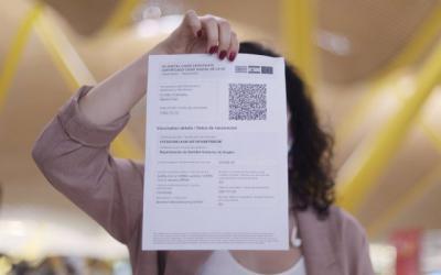 CLM, entre las regiones que menos certificados COVID han emitido