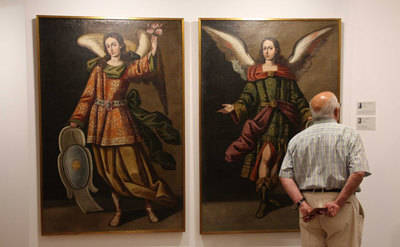 Actividades en torno a las exposiciones de Miguel de Cervantes