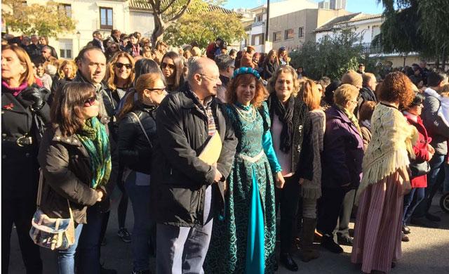 Esquivias se vuelca con la celebración de las 'XXXVII Jornadas Cervantinas'