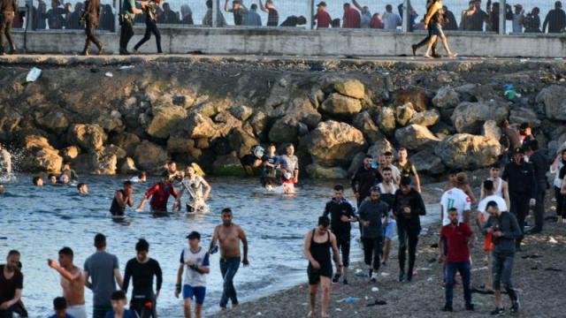 Estas son las mentiras en la crisis de Ceuta