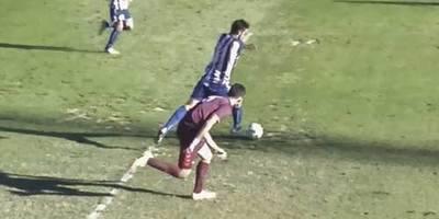 Goleada del CF Talavera frente al Albacete B (4-0) con Jesús Jiménez de nuevo como bigoleador