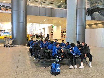 El temporal impide al CF Talavera viajar a Melilla. El partido se jugará a las 20:00 h.