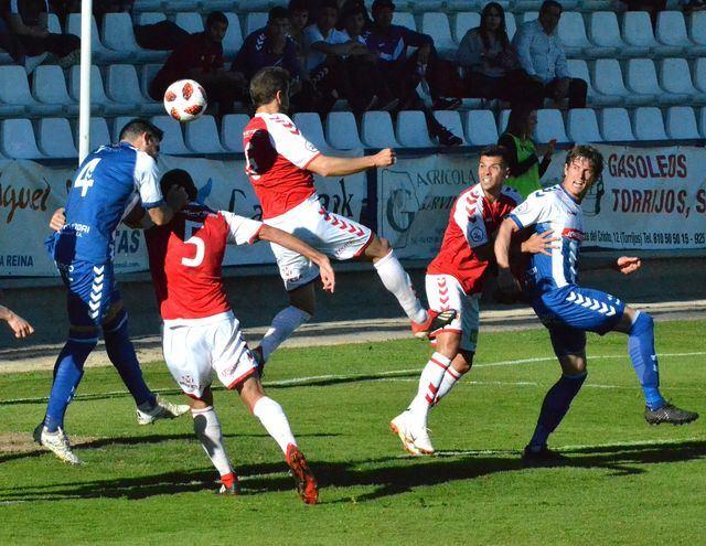 El CF Talavera conocerá el calendario de liga el lunes