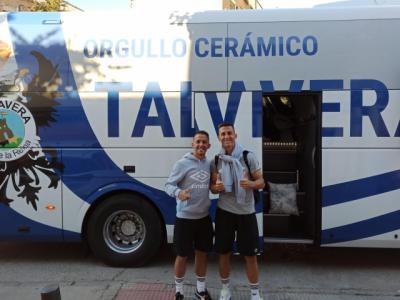 Esta noche el CF Talavera se enfrentará a la CyD Leonesa